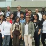 Investigadores y Becarios Proyecto Agua Potable Nariño – SGR.  18 de noviembre de 2015.