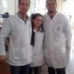 Integrantes GICH: Henry Insuasty, Viviana Torres, Andrés Hidalgo
