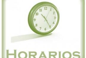 HORARIO A/2018