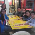 Integrantes: Lynay Santacruz, Fernanda Benavides,  Luis  Solarte, Johnnatan Bastidas, Jennifer Muñoz, Oscar Coral.