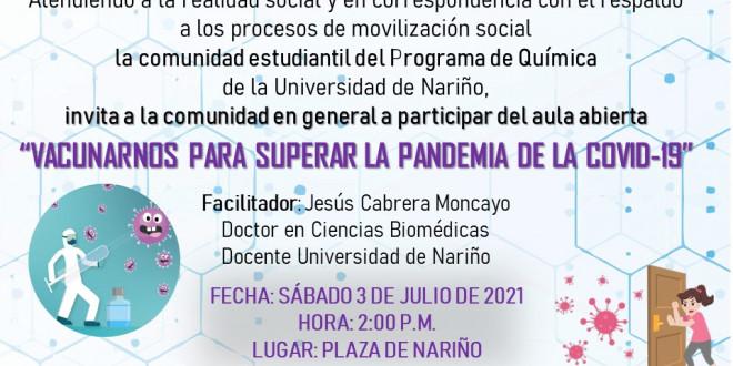INVITACIÓN JORNADA PEDAGÓGICA