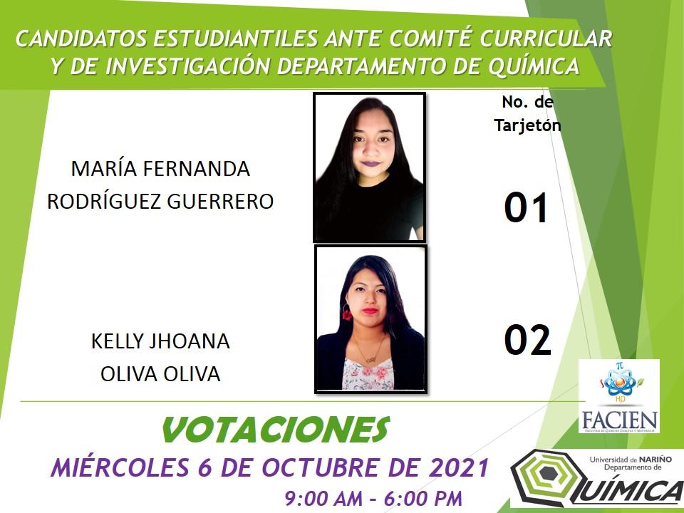 VOTACIONES EST